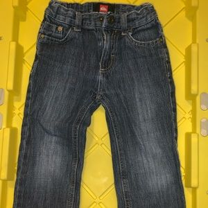 Quicksilver boy jeans 3T